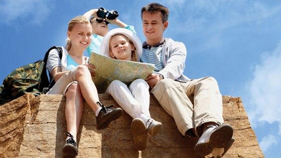 Активный семейный отдых в праздники – три идеи от Sonol