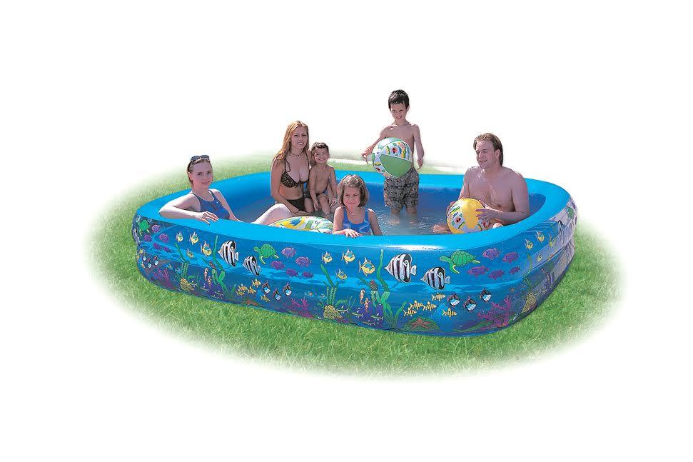 Ваш личный бассейн