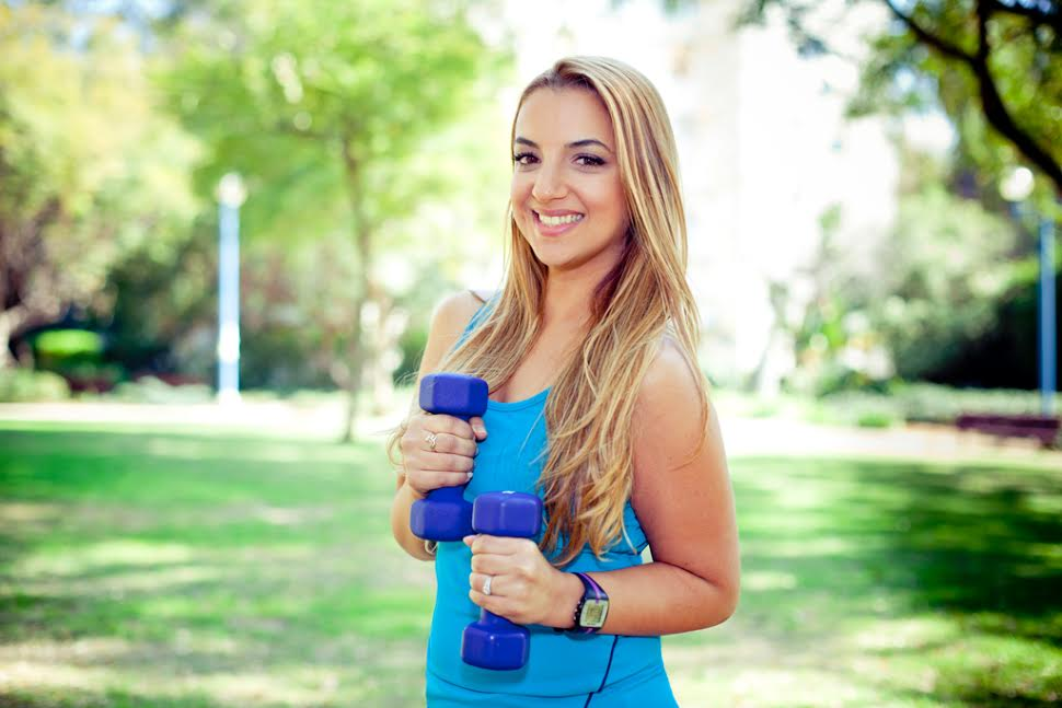 Виртуальный персональный фитнес-тренер от Neviot