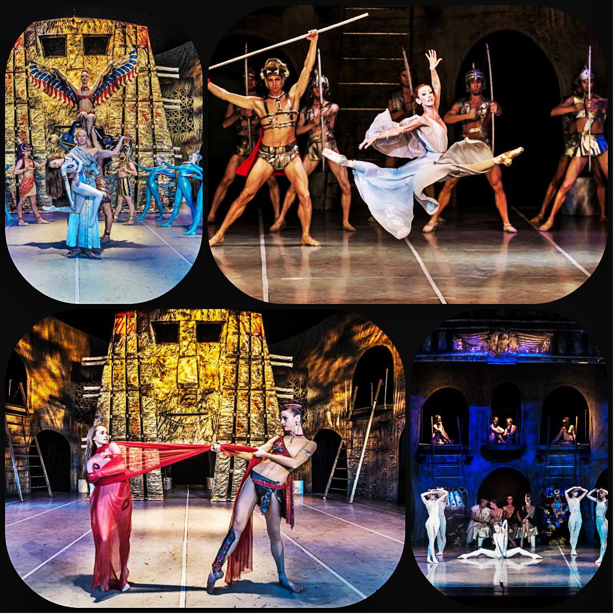 Самый красивый скандал балетного искусства – на израильской сцене!