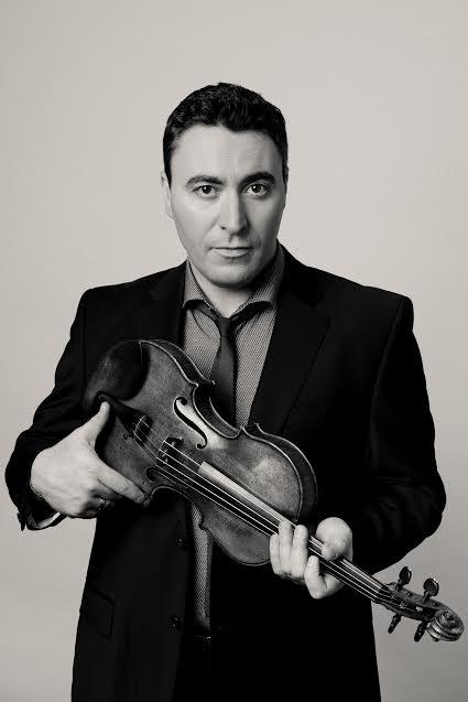 Всемирно известный скрипач Максим Венгеров вновь в Израиле