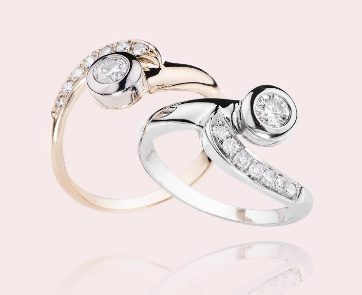 Выбираем кольца для помолвки и свадьбы
