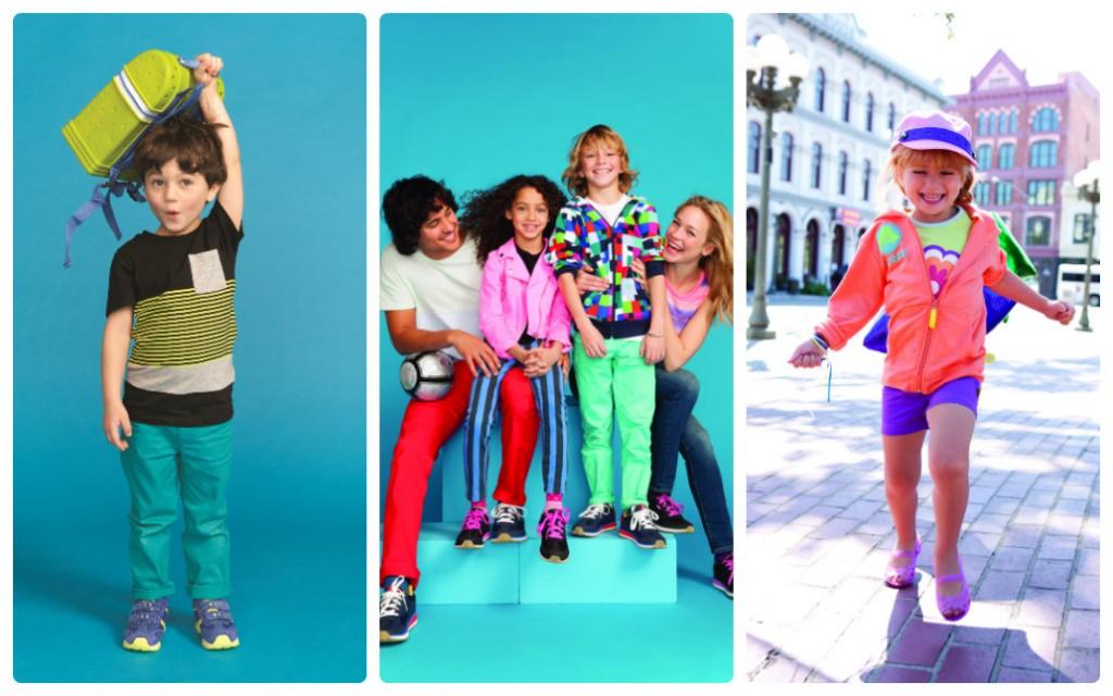 Главные законы детской моды