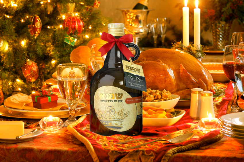 Дегустация новогодних блюд грузинской и венгерской кухни