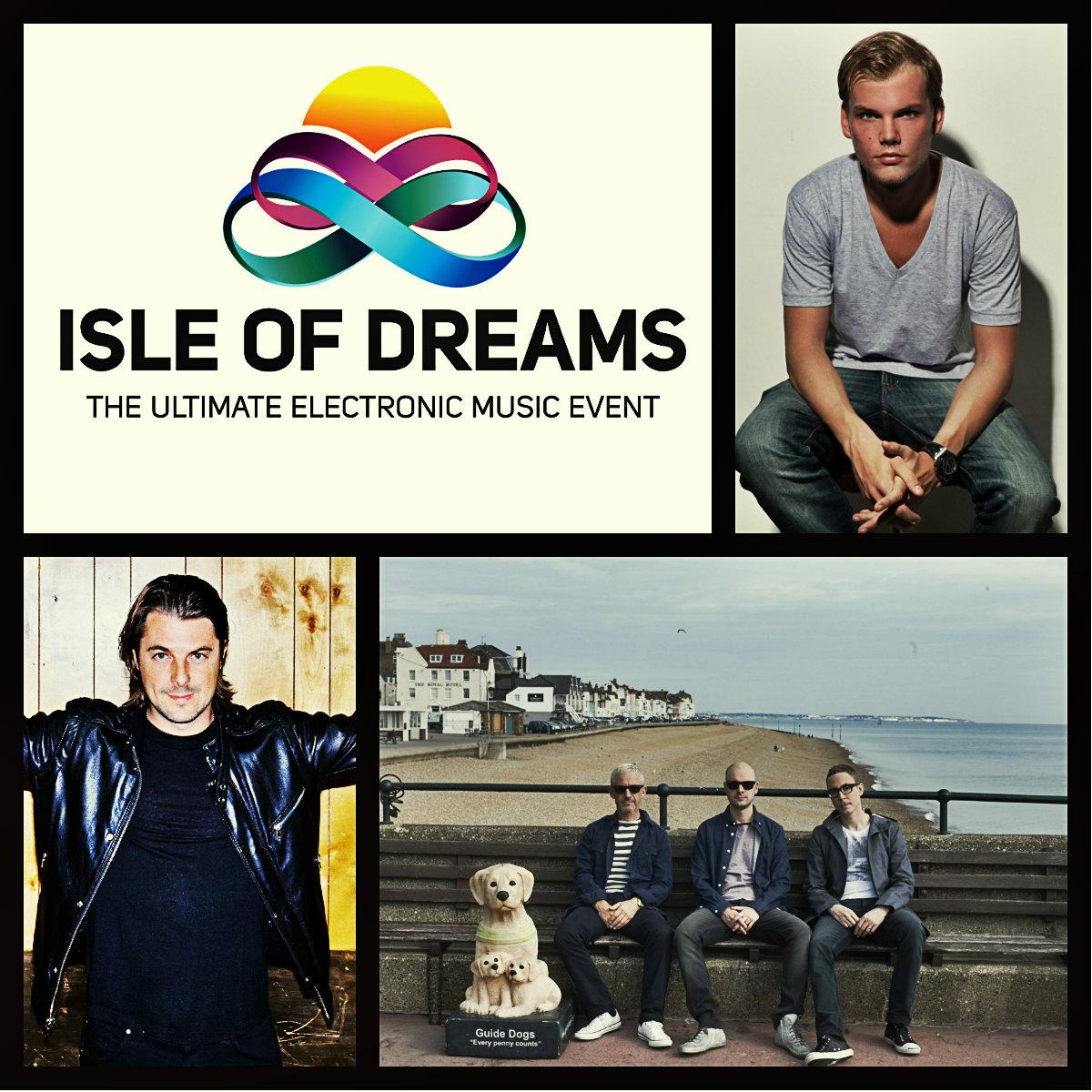Ибица на Кинерете – фестиваль Isle of Dreams