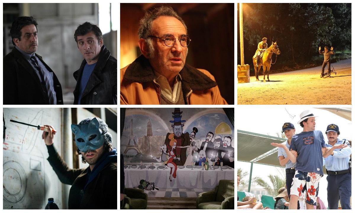 Ко Дню Независимости  yes открывает канал израильского кино