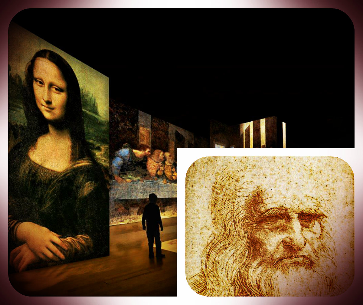 Леонардо да Винчи в Тель-Авиве