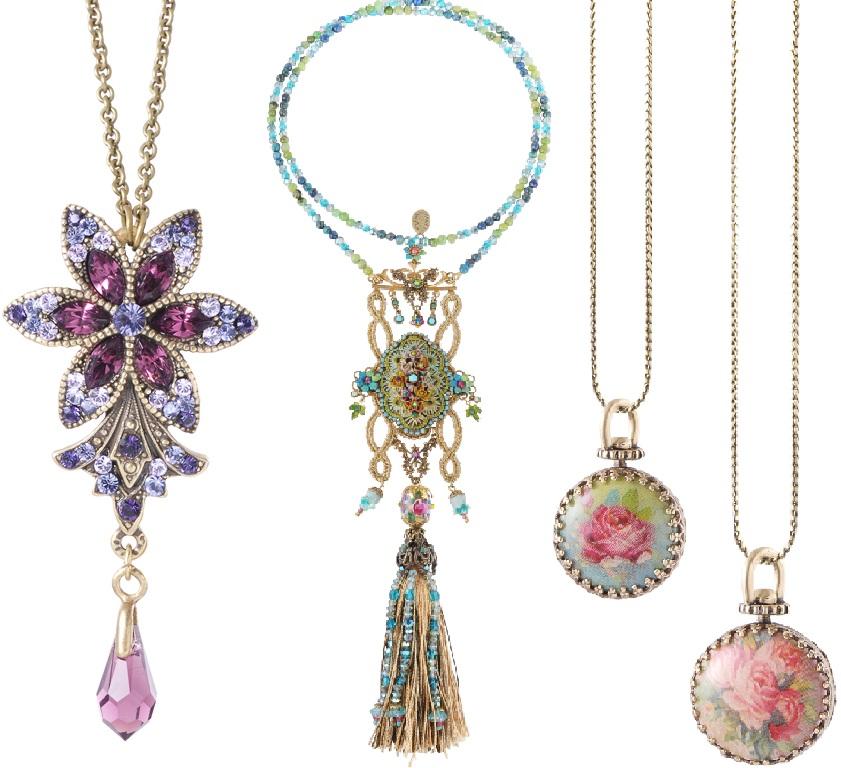 Вокруг шеи: колье и ожерелья из новой коллекции Michal Negrin