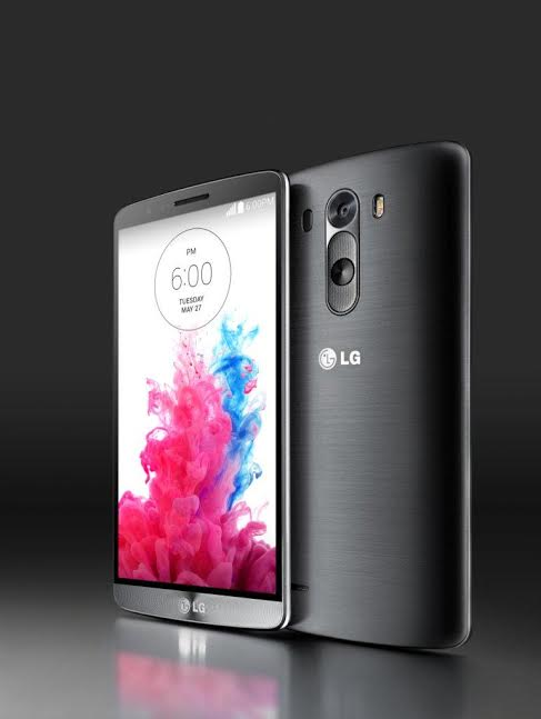Онлайн-магазин Селком продажа флагманских смартфонов LG G3
