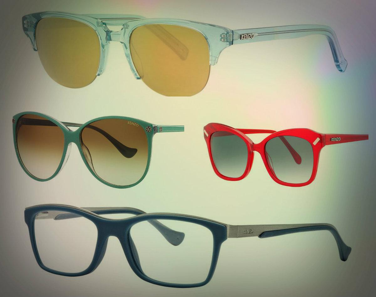 Очки Kenzo дешевле, чем в Европе