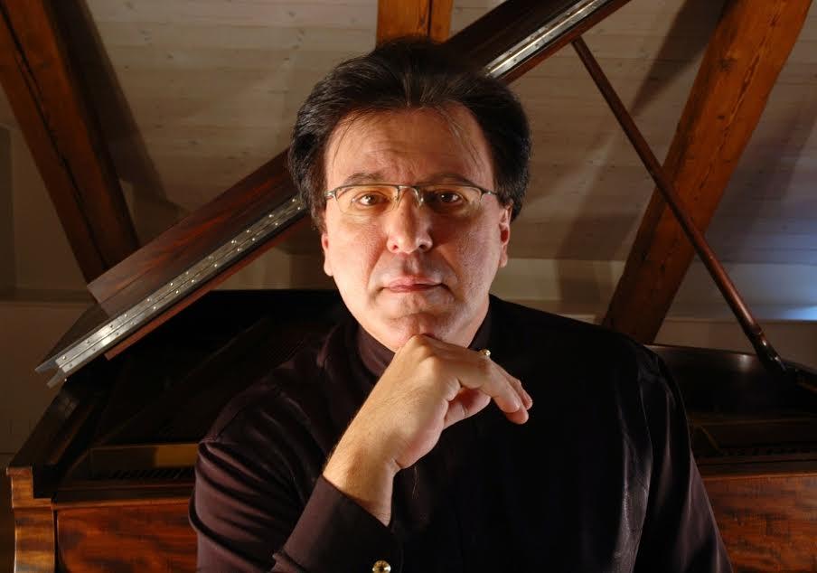 Пианист Андрей Гаврилов вновь приезжает в Израиль