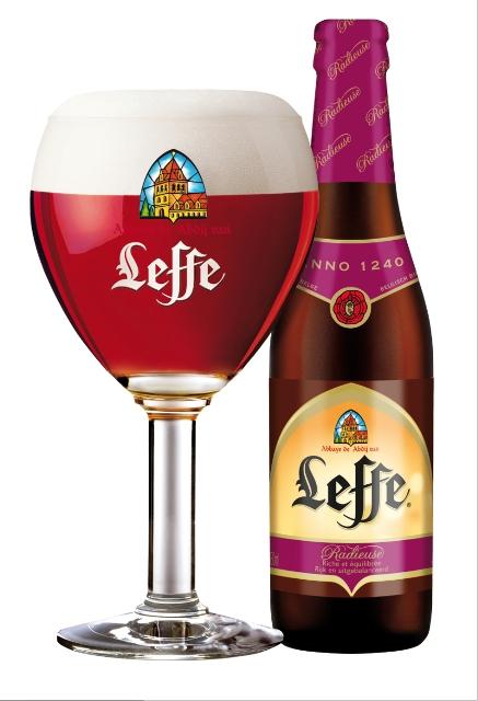 Пиво Leffe Radieuse 8.2% — новый вкус