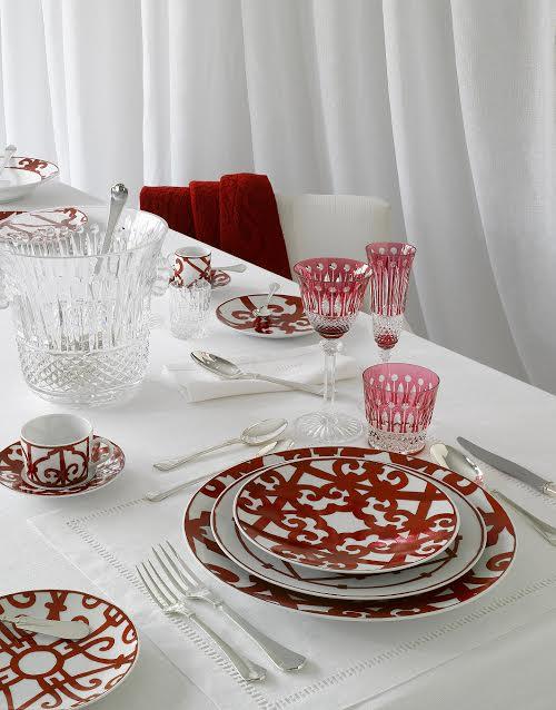 Посуда класса люкс от Hermes на вашем столе