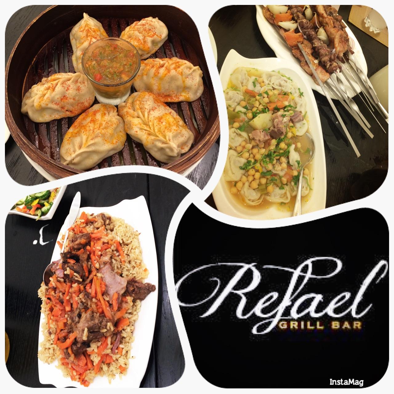 Превосходная кухня «Рефаэля»