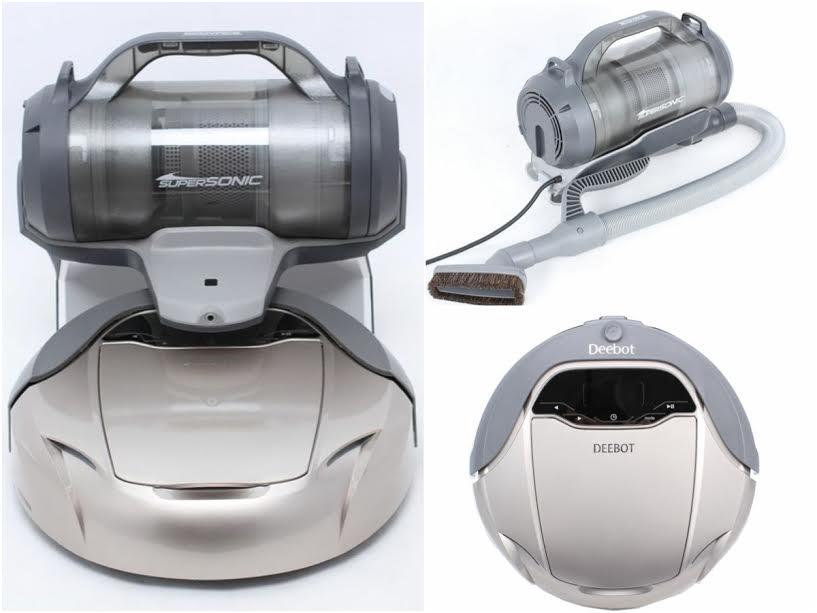Робот-пылесос D77 последнего поколения: очищение воздуха и 48 датчиков грязи