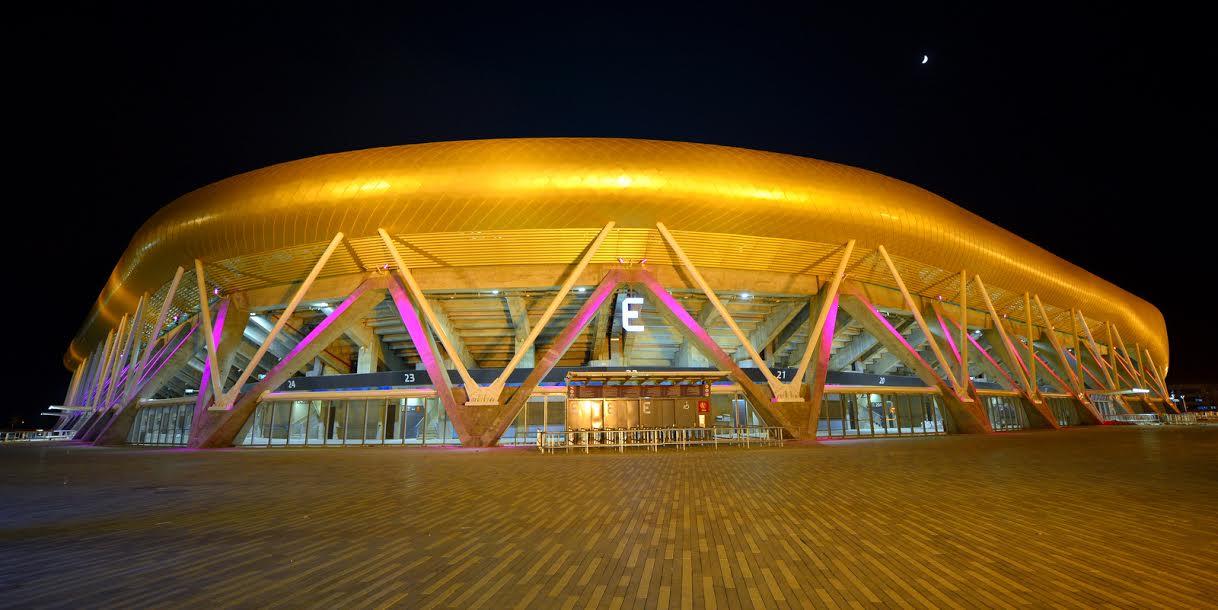 Стадион им. Сами Офера в Хайфе – Европа на Ближнем Востоке