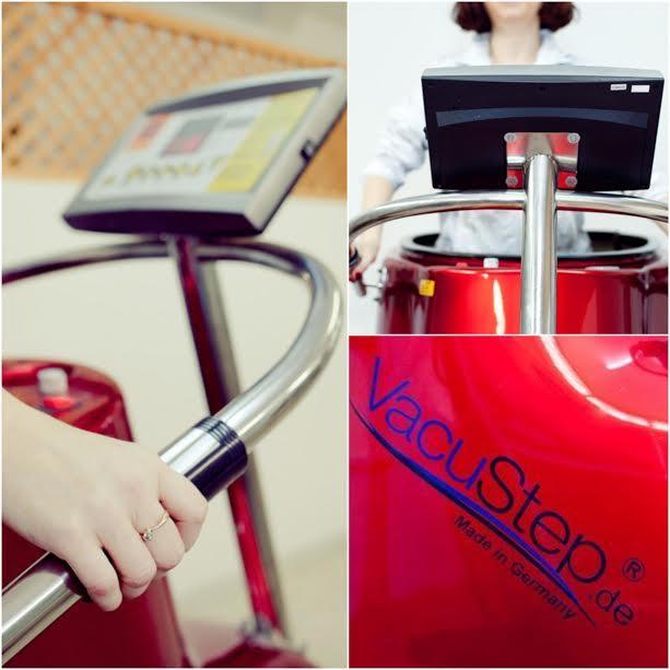 Тренажер VacuSteр позволяет уменьшить объем талии, живота и бедер на 30 см