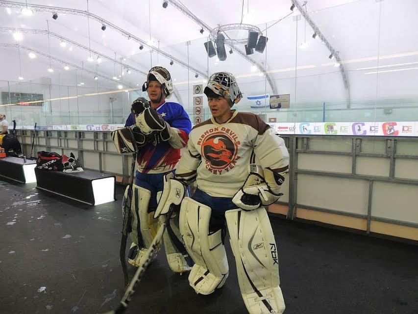 IcePeaks: Финал Чемпионата Израиля по хоккею с шайбой
