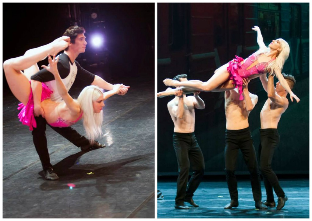 Фото Alex Lerner Bad Boys of Dance