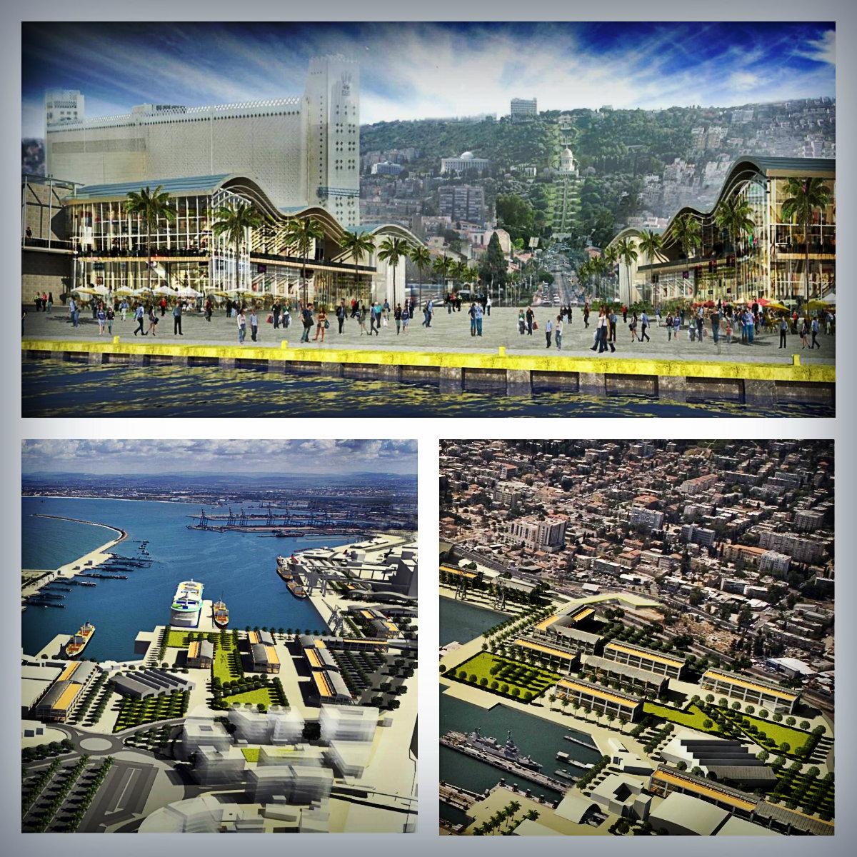 Хайфа: новому порту – быть!