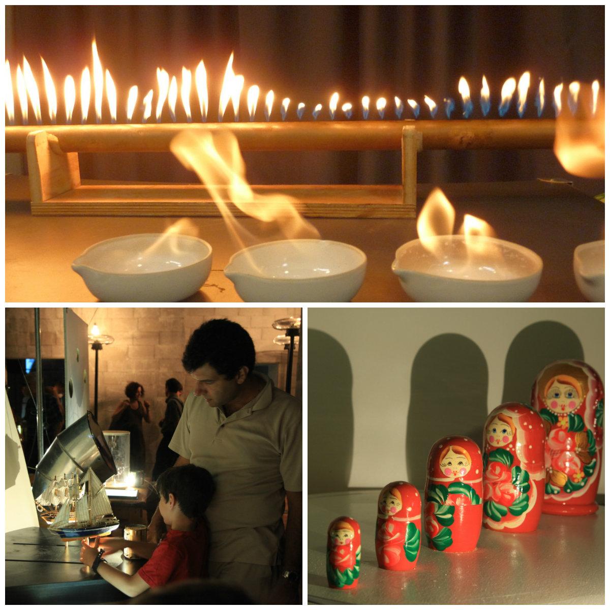 Ханукальные чудеса в Иерусалимском музее науки
