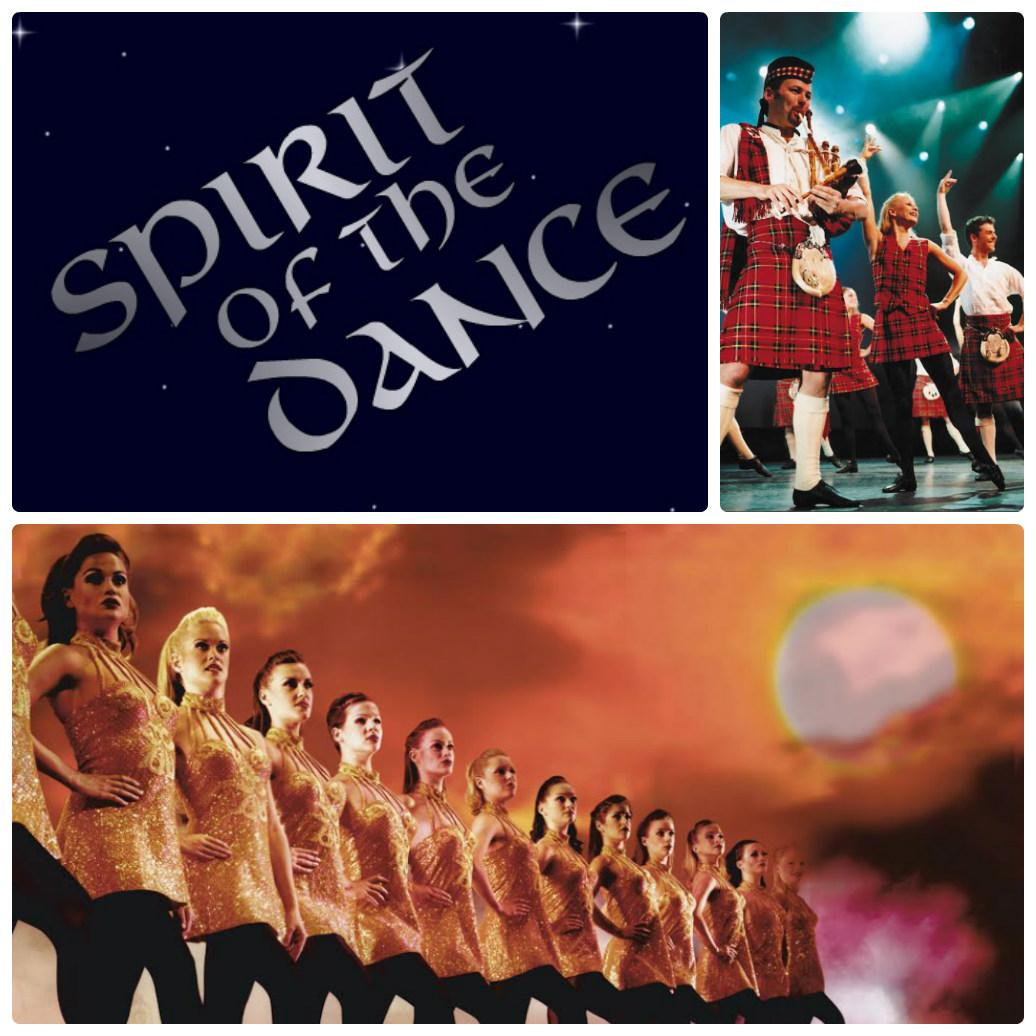 «Spirit of the Dance» — живая магия на сцене