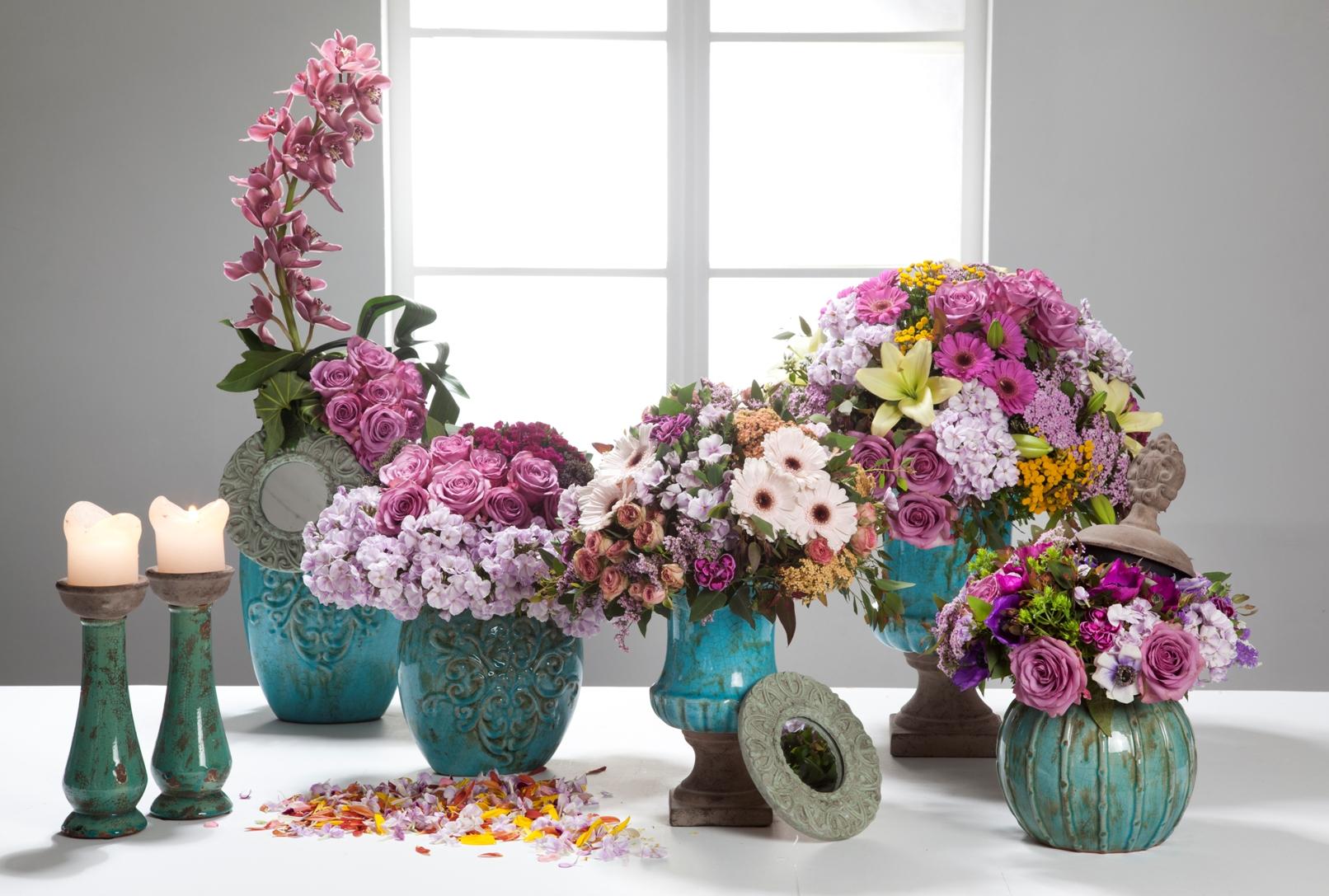 Какие они, зимние цветы?