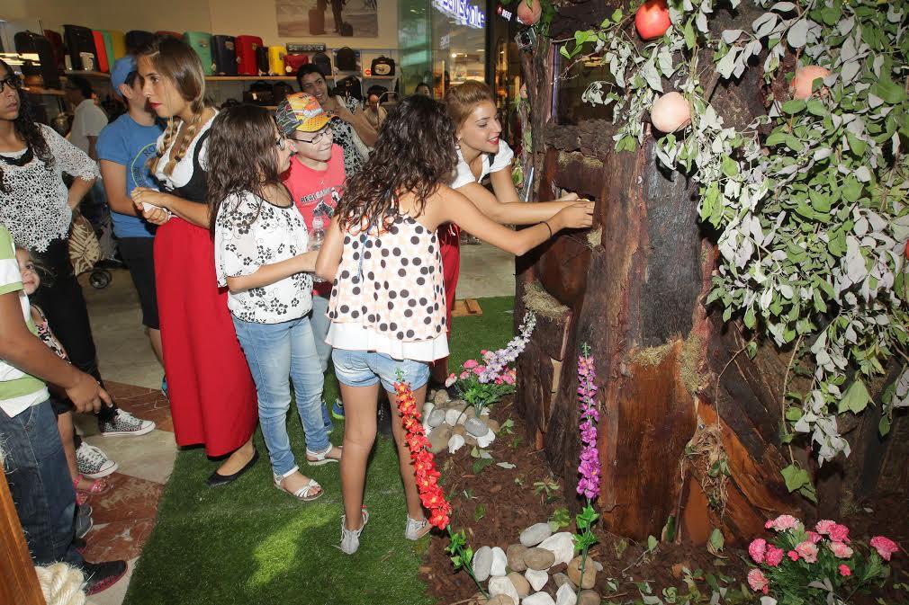 «Чудесное дерево» в дни праздника Суккот: проект для всей семьи