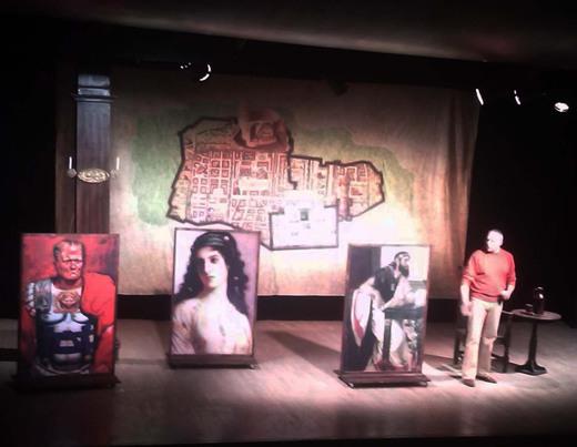 «Тайны еврейской истории» – новый спектакль театра «Контекст»
