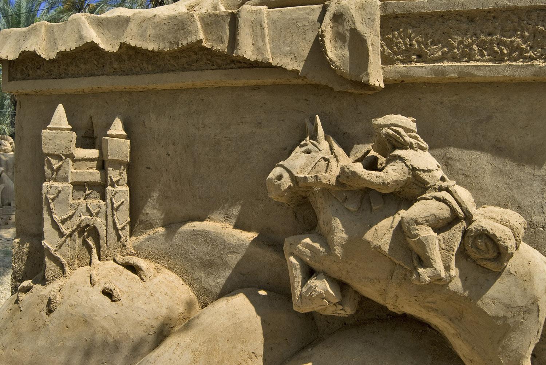 Сказки из песка – продолжение…