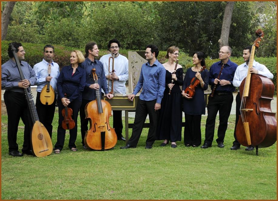 """""""Мессия"""" Генделя – лучшая музыка на Рождество. Концерт оркестра «Баррокада» в Абу-Гош"""