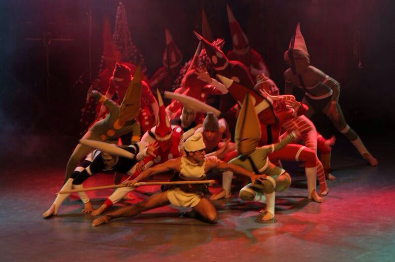 Удивительные чилийские танцы – страсть, гитара и пончо