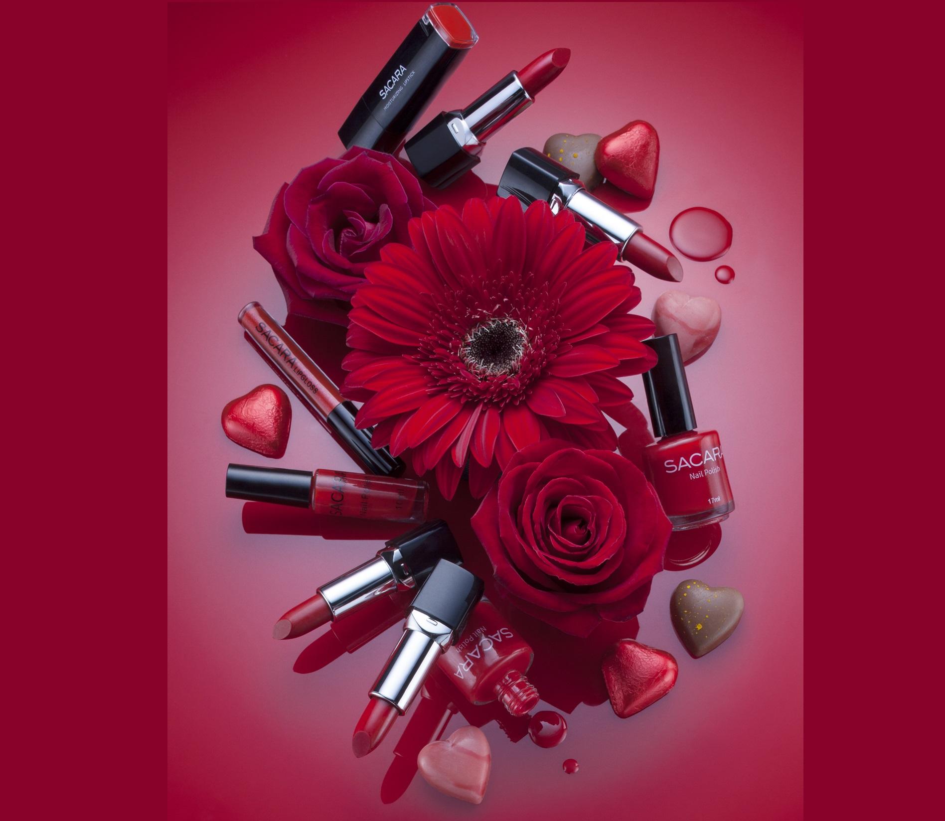 «Sacara» подарки ко Дню Всех Влюбленных