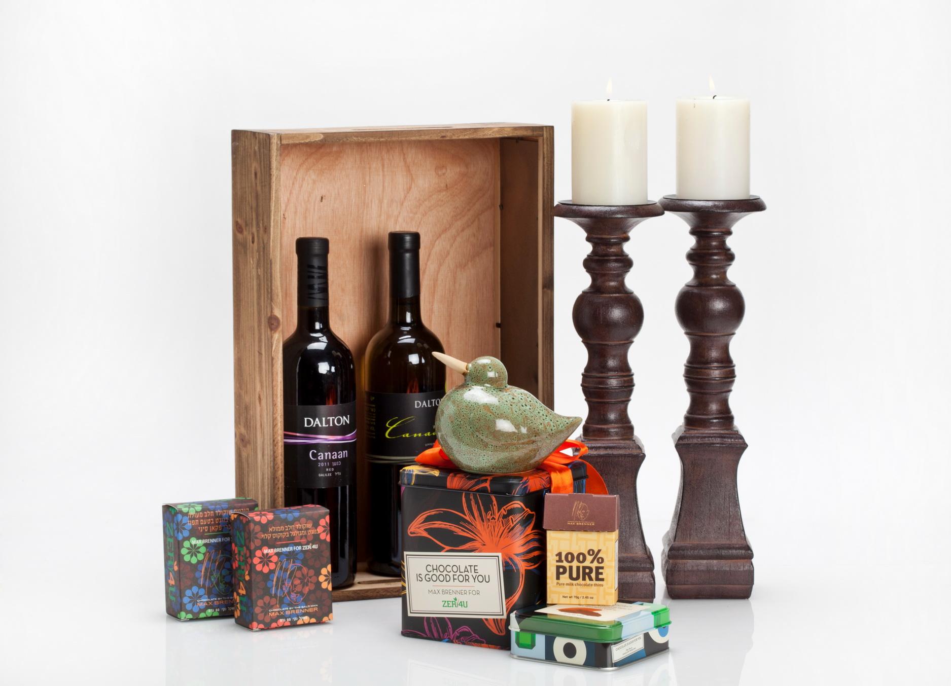 Красивые и вкусные подарки к празднику