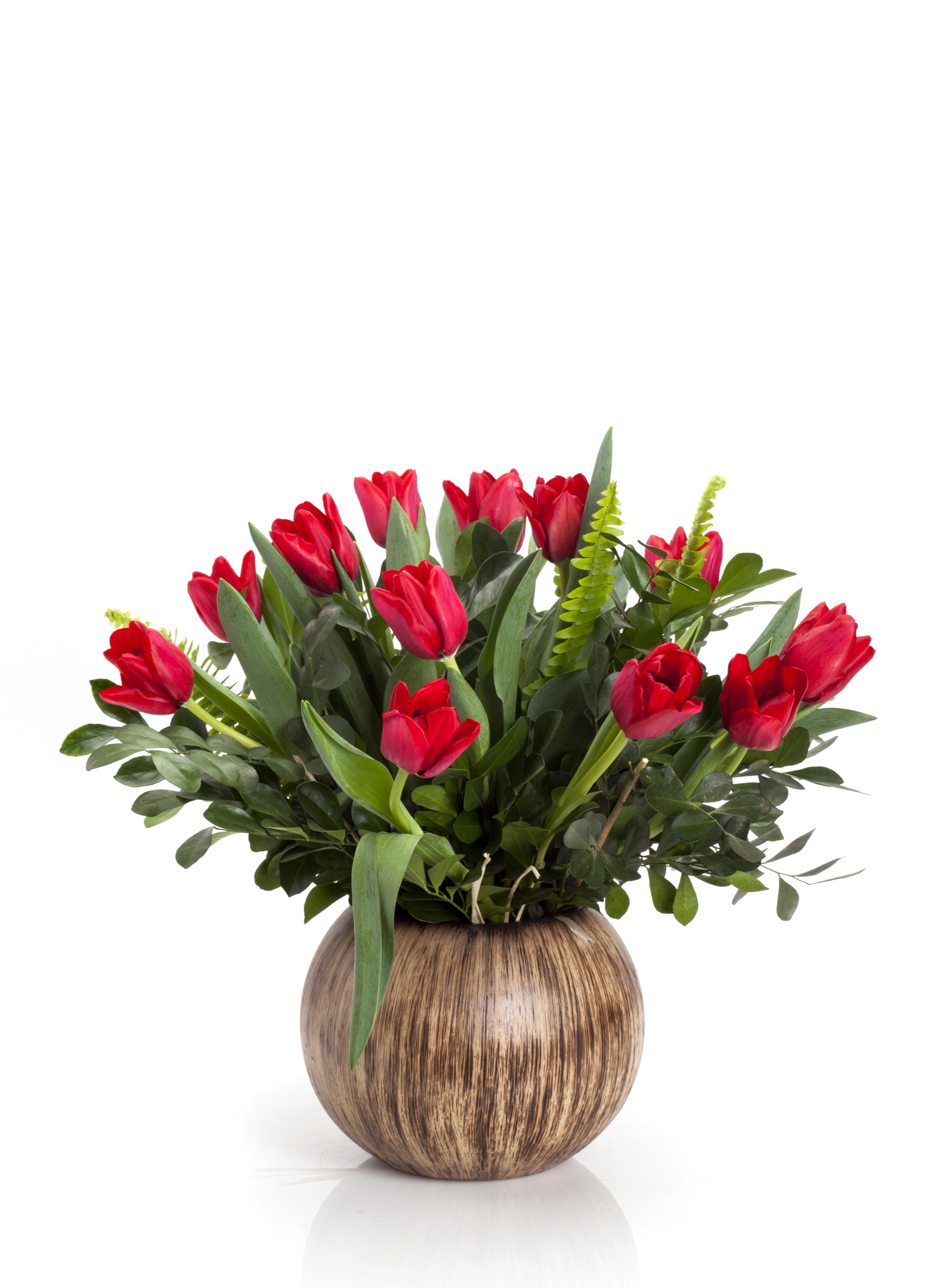 День всех влюбленных – море любви в море цветов!