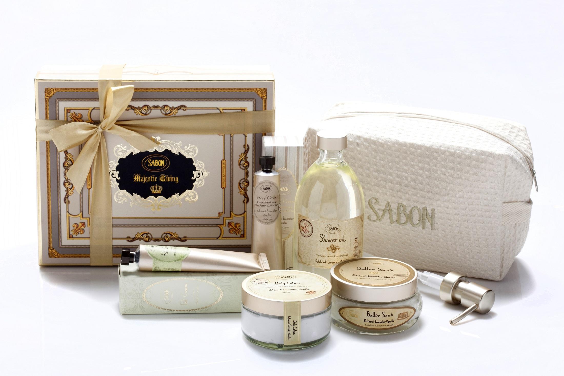 Sabon: ванильное сорбе и другие деликатесы для тела