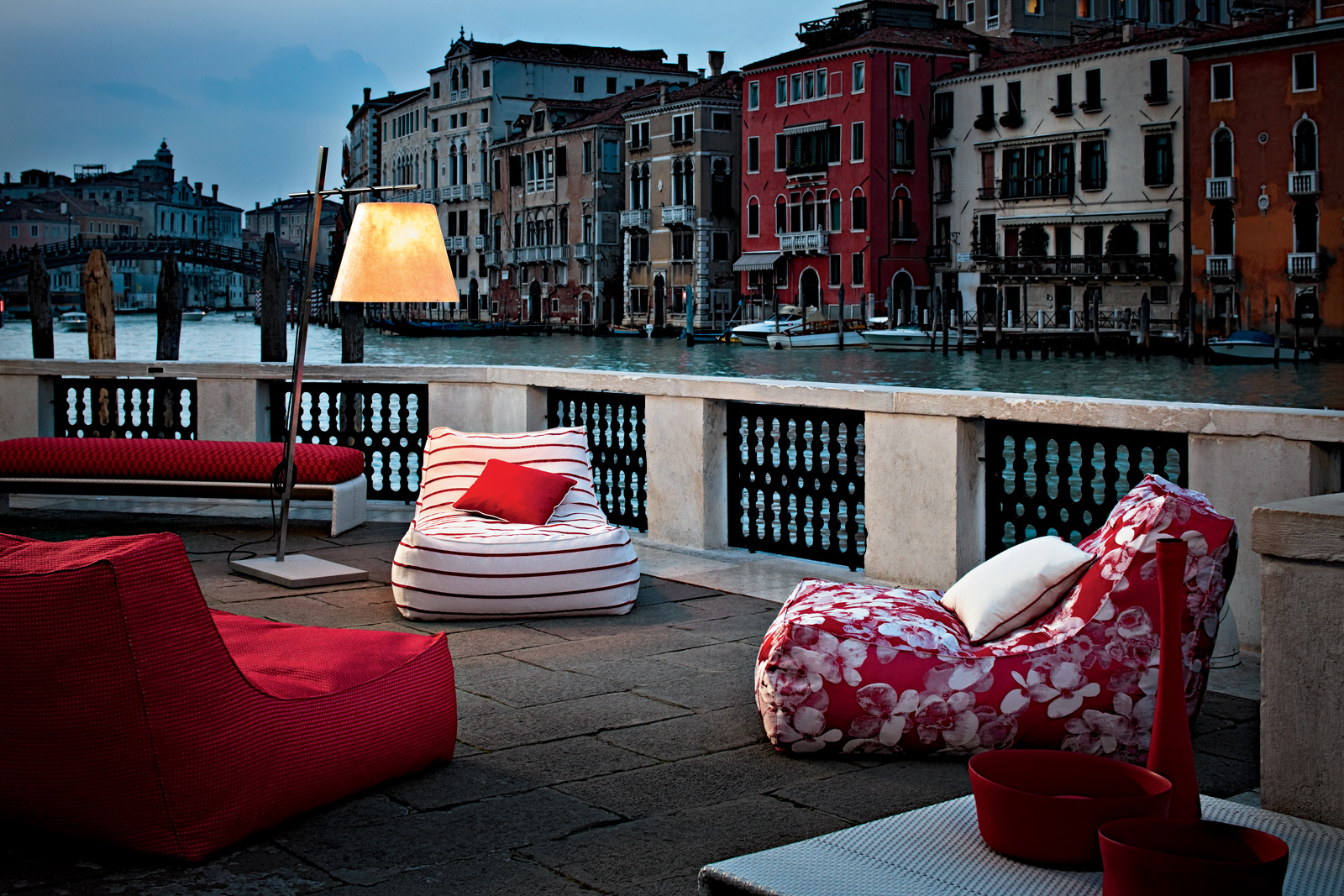 Райское наслаждение: дизайн сада и балкона для идеального отдыха