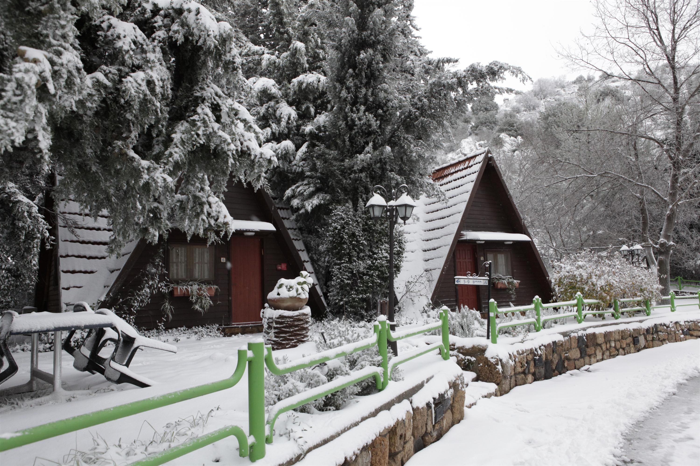 Лыжный сезон и зимние каникулы на Хермоне