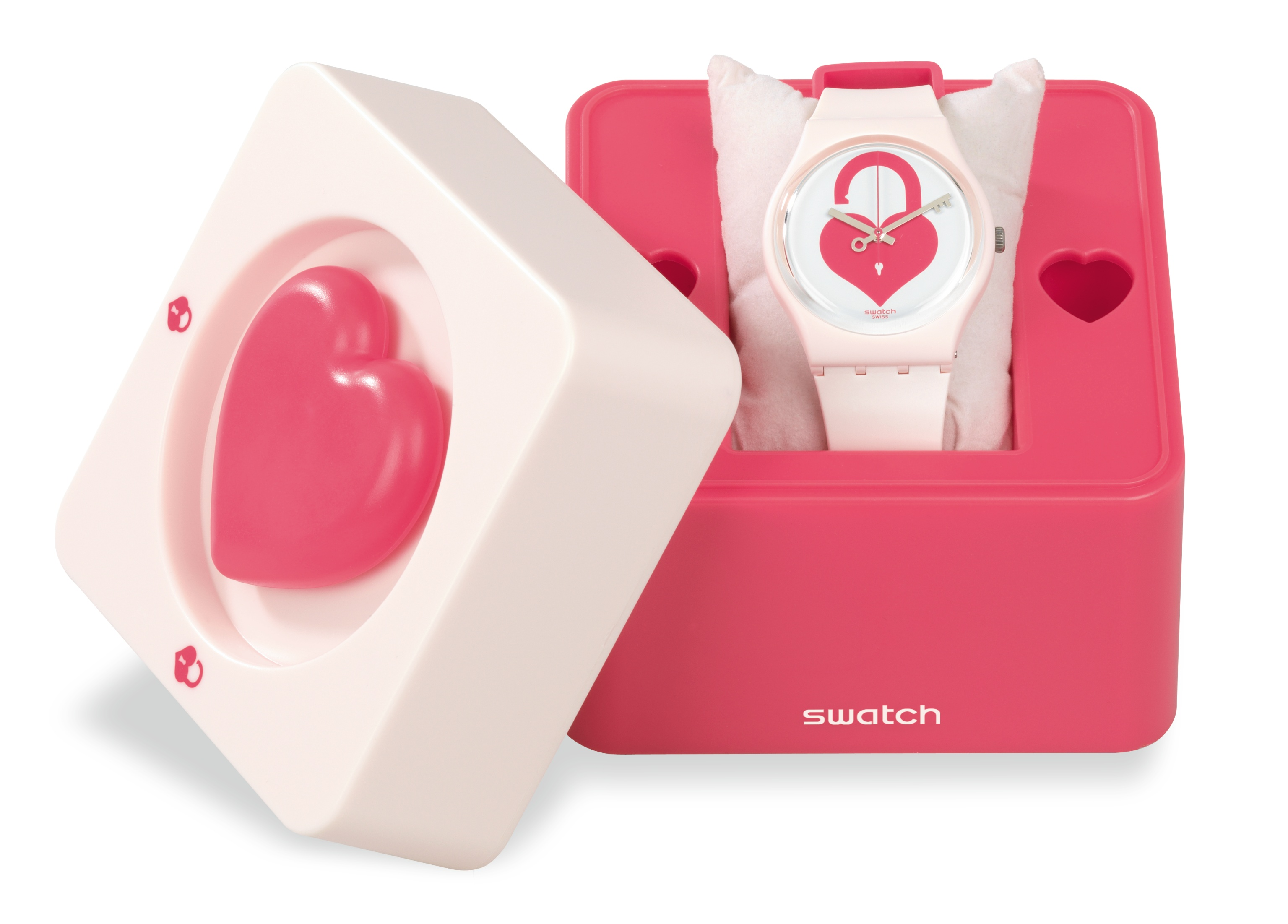 Swatch: UNLOCK MY HEART