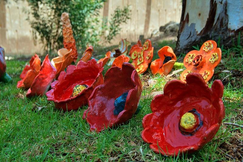 10 тысяч керамических цветов 2