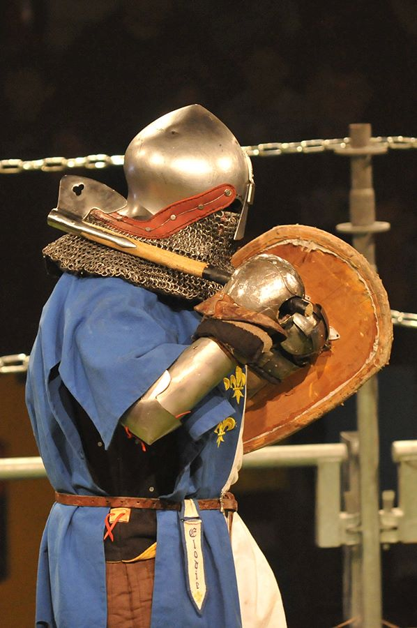 Чемпионат по рыцарским боям 2015