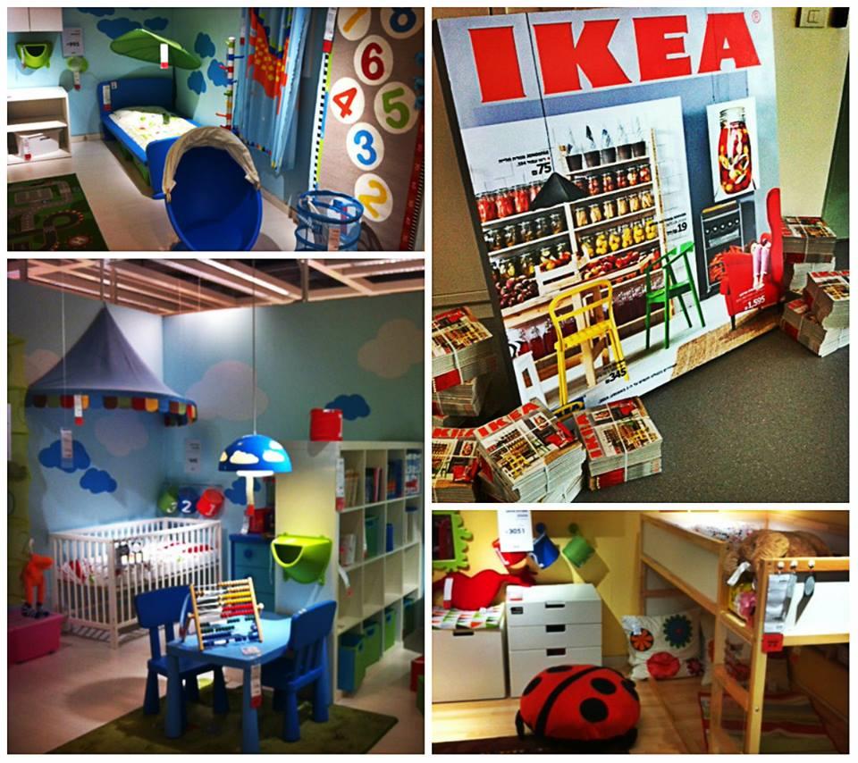 IKEA 2014 : Дети – цветы жизни