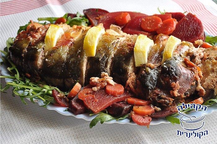 Рош ха Шана – праздник рыбы и яблок