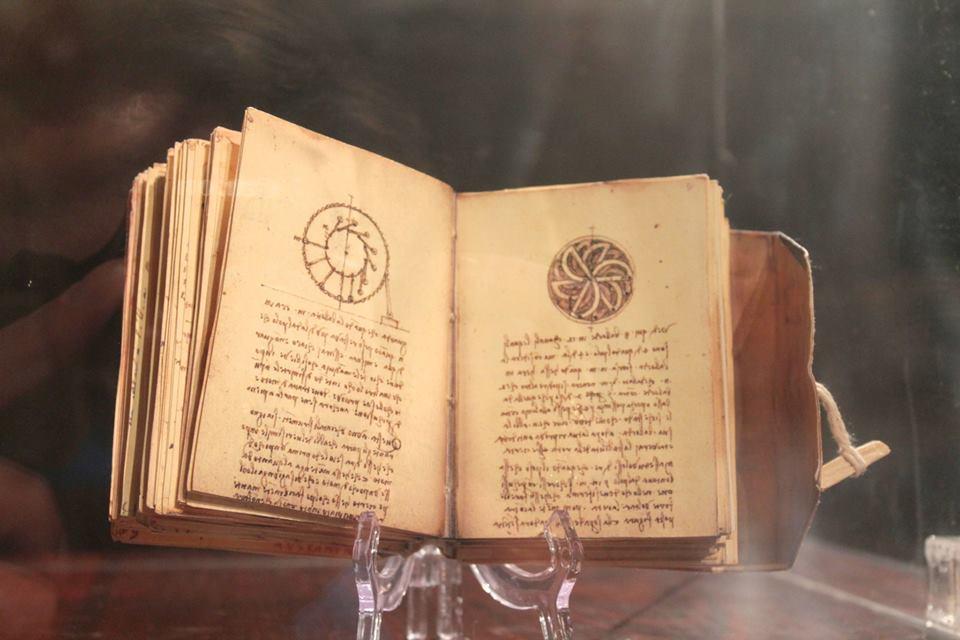 «Da Vinci Alive» – секреты Леонардо