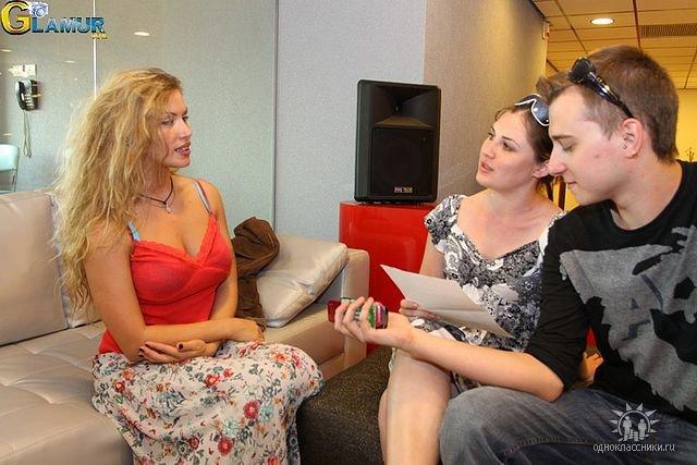 интервью с Dj Benzina 15/06/2010