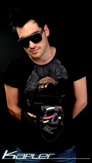 DJ Daniel Kapler