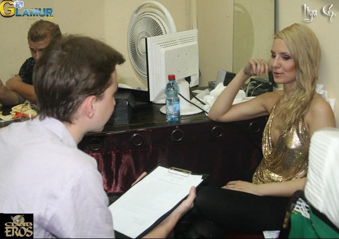 Эксклюзивное интервью с   Dj Anna CAXARA (Россия)