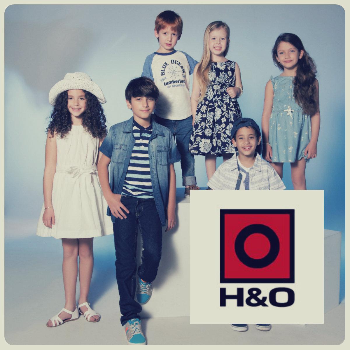 Яркий Песах для детей в H&O