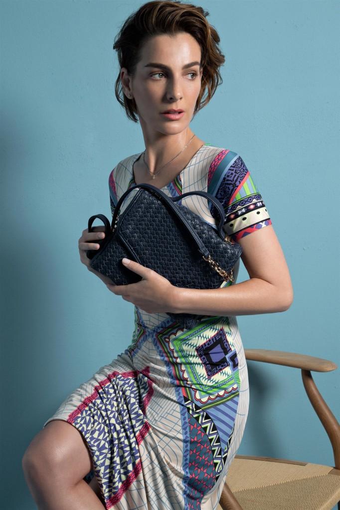 גולברי שמלה 349.9שח, תיק 229.9שח, צילום יניב אדרי (1)