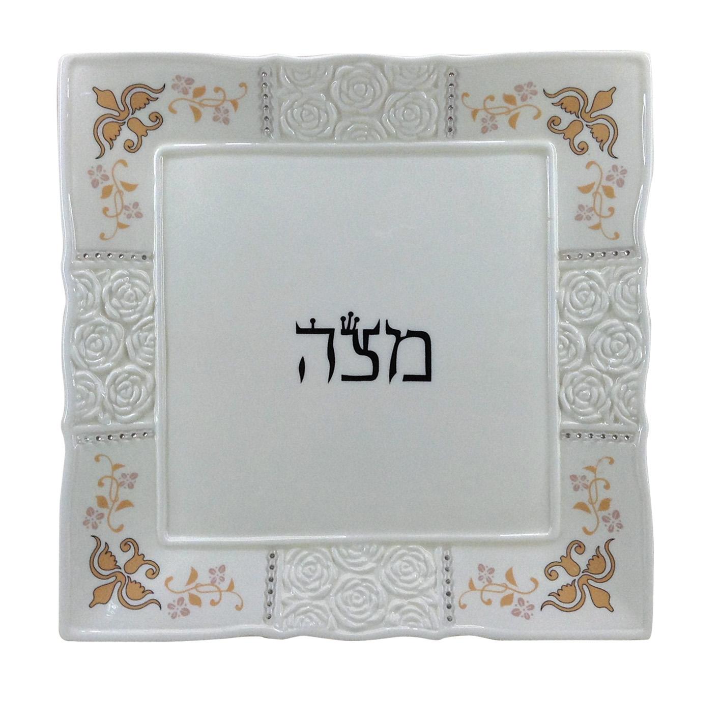 הרמוניה לבית צלחת מצות מעוצבת המחיר 19.90 שח צלם אסף לוי (3) (Custom)
